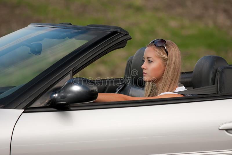 kierowców potomstwa zdjęcie royalty free