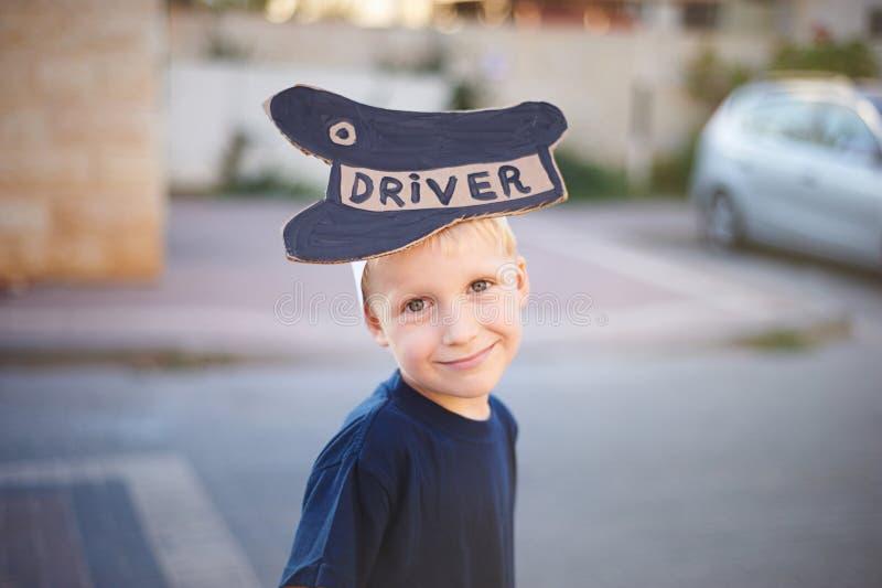 kierowca zdjęcia stock