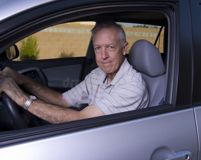 kierowca obraz stock