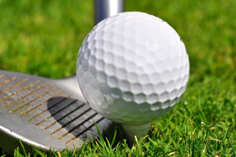 kierowcy balowy golf obraz royalty free