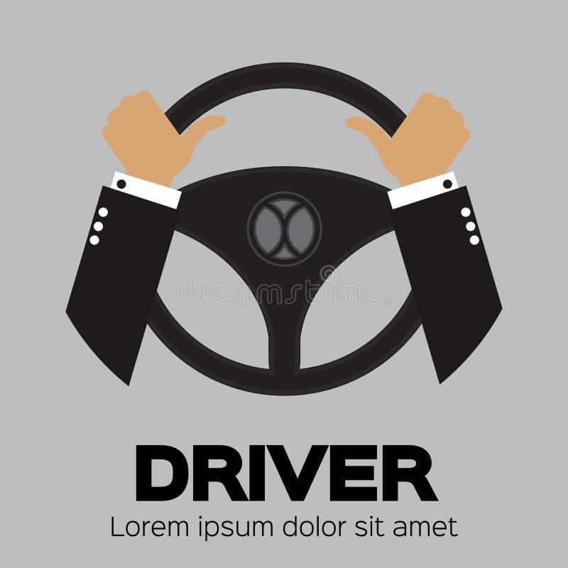Kierowcy projekta element royalty ilustracja