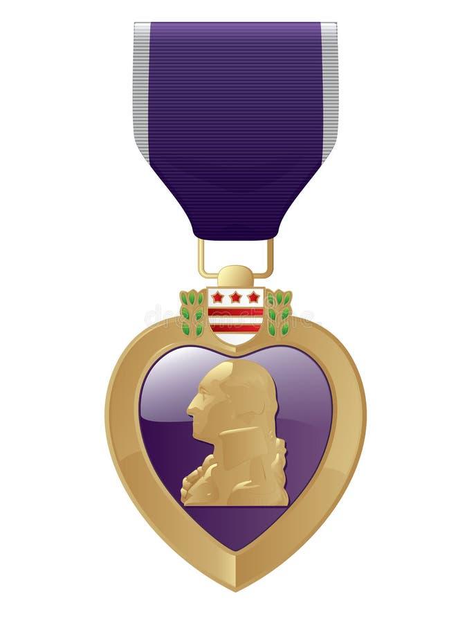 kierowe purpury royalty ilustracja