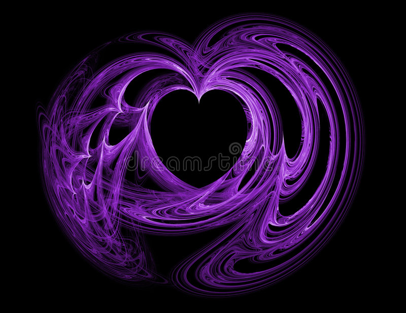 kierowe purpury obrazy royalty free