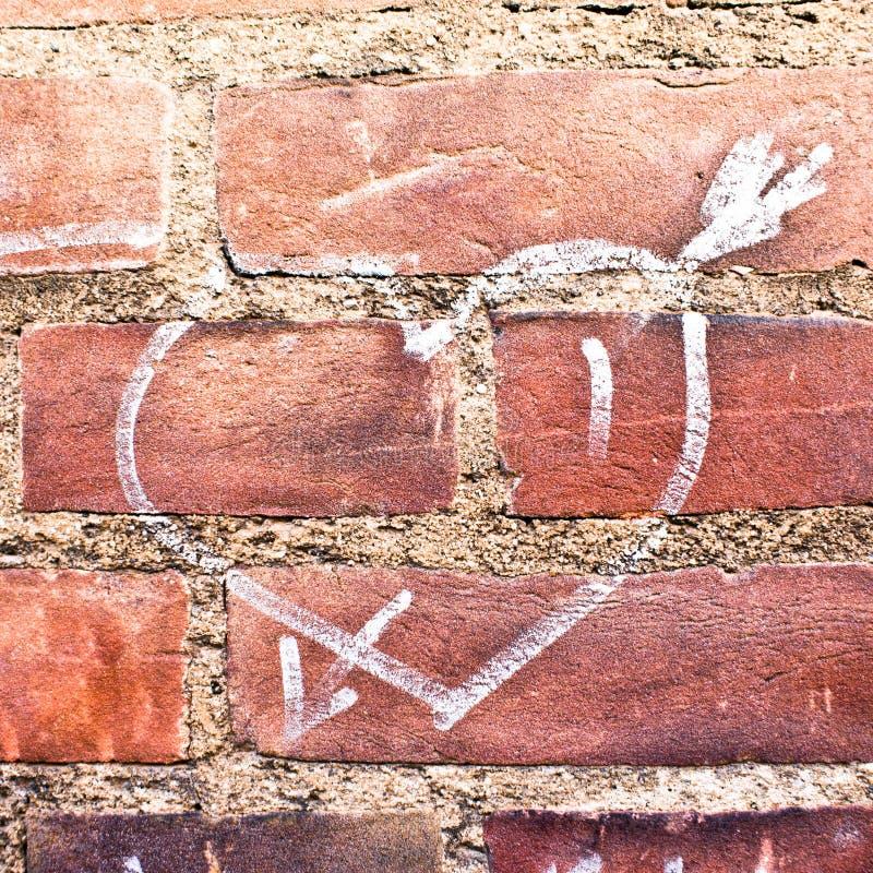 Kierowi graffiti zdjęcia stock
