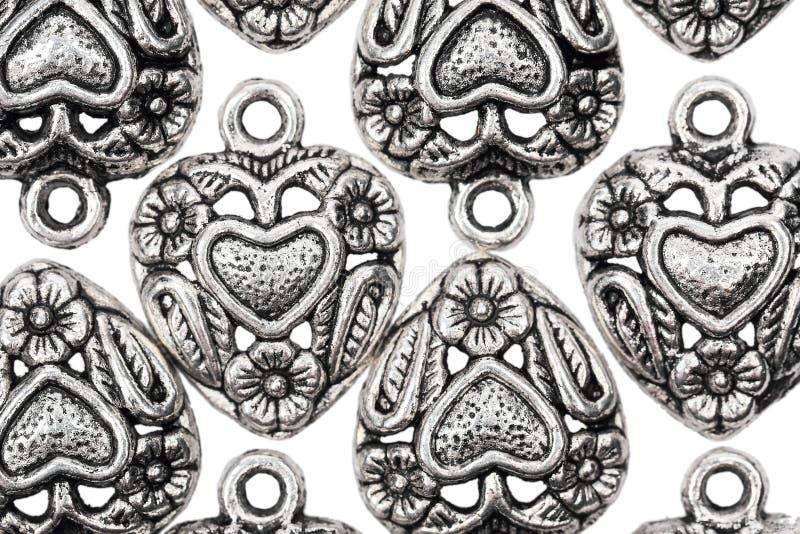 Kierowi kształta rocznika metalu breloczki obrazy royalty free