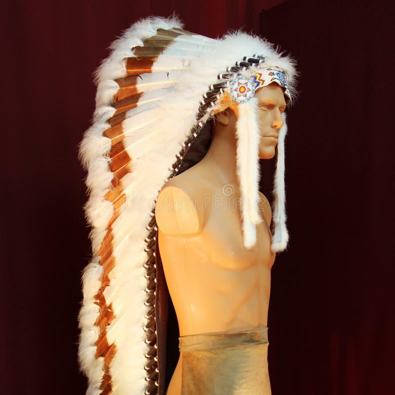 Kierownicza dekoracja na mannequin zdjęcia royalty free