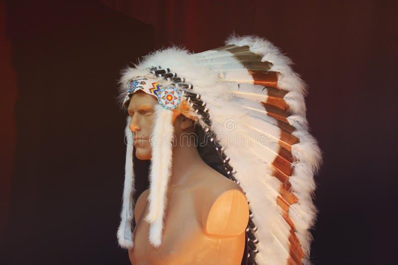 Kierownicza dekoracja na mannequin fotografia stock
