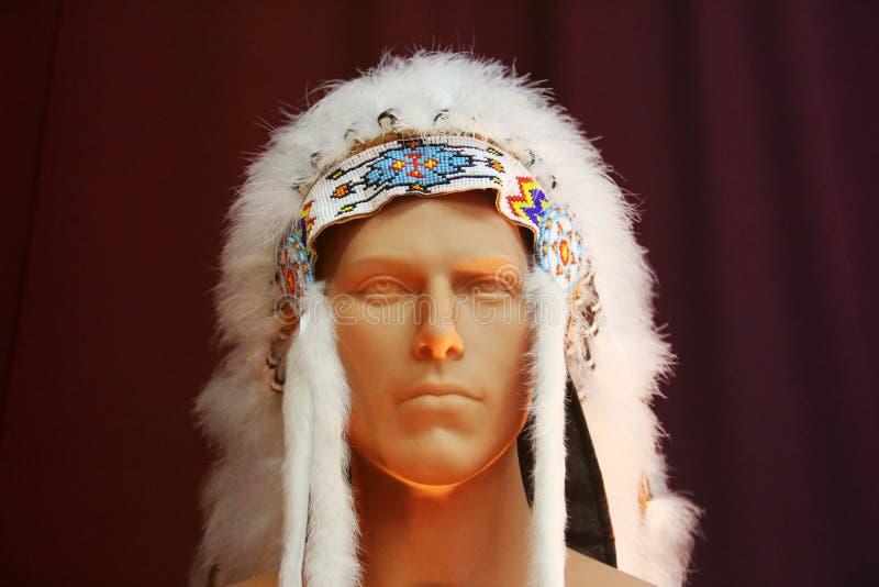 Kierownicza dekoracja na mannequin zdjęcie royalty free