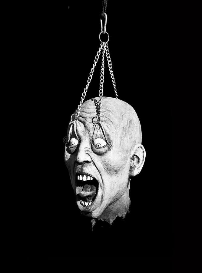 kierowniczy horror zdjęcia royalty free