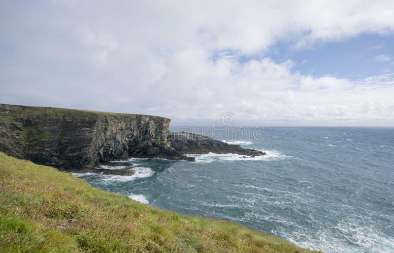 kierowniczy Ireland mizen zdjęcie royalty free