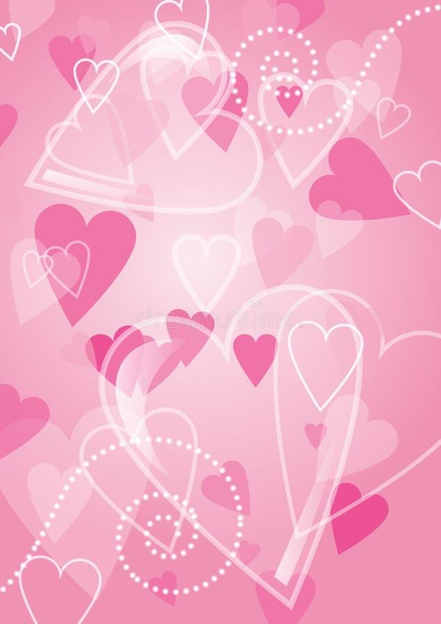 Download Kierowy Valentines Dnia Tło Ilustracja Wektor - Ilustracja złożonej z valentines, tło: 28959480