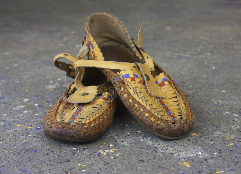 kierpec buty zdjęcie stock