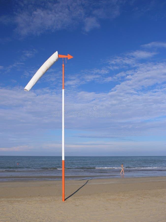 kierunek wiatru zdjęcia royalty free