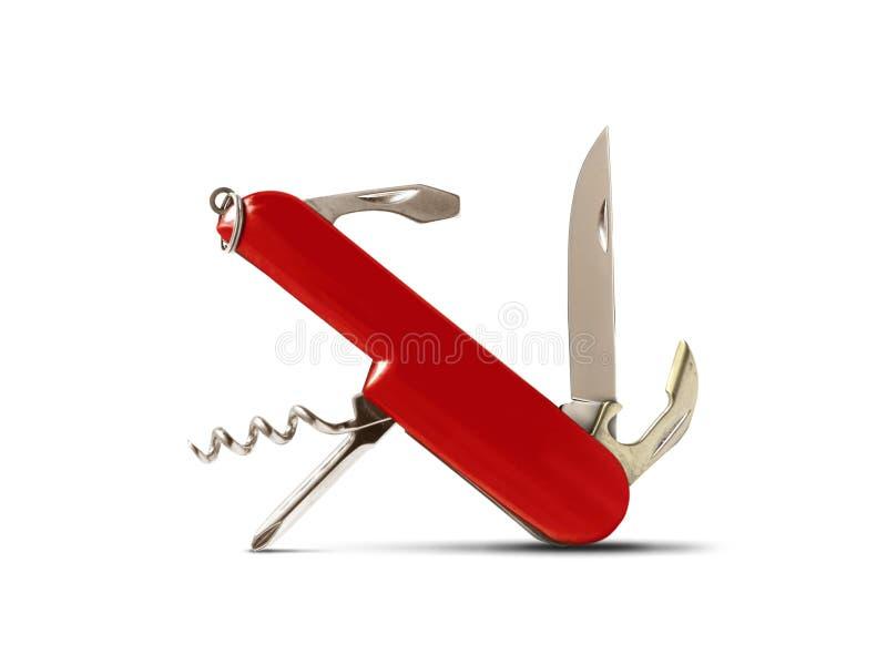 Kieszeniowy nóż zdjęcie stock