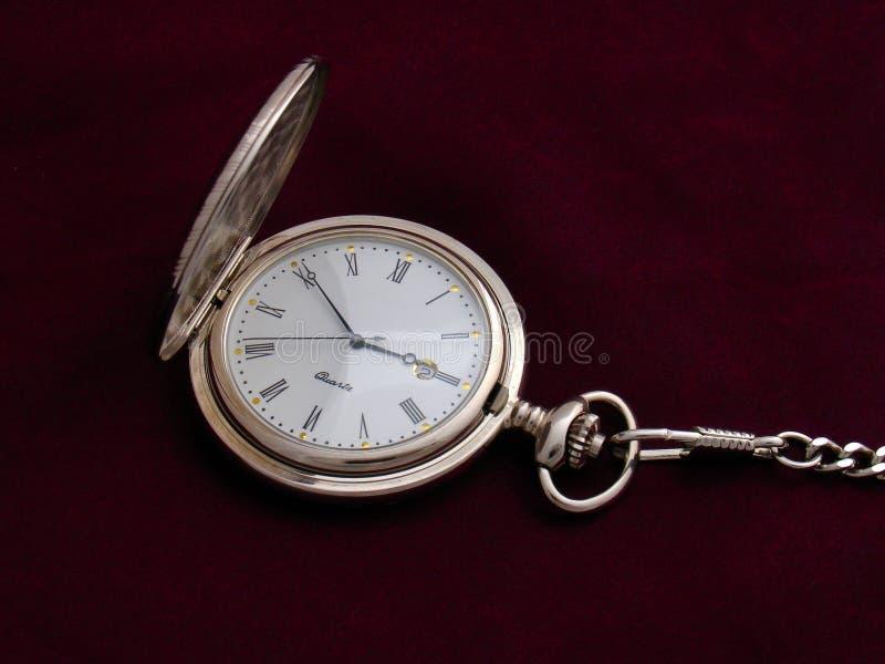 Kieszeniowy zegarek obrazy stock