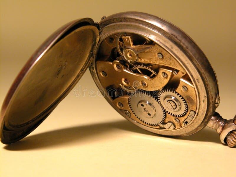kieszonkowy zegarek zdjęcie stock