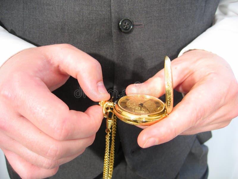 Kieszonkowy zegarek ii