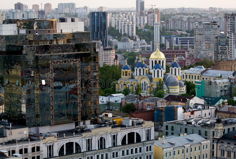 kiev foto de stock