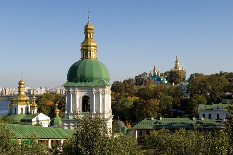 Kiev, capital of Ukraine stock photo