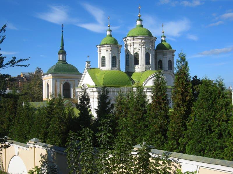 Kiev, cathédrale orthodoxe photos libres de droits