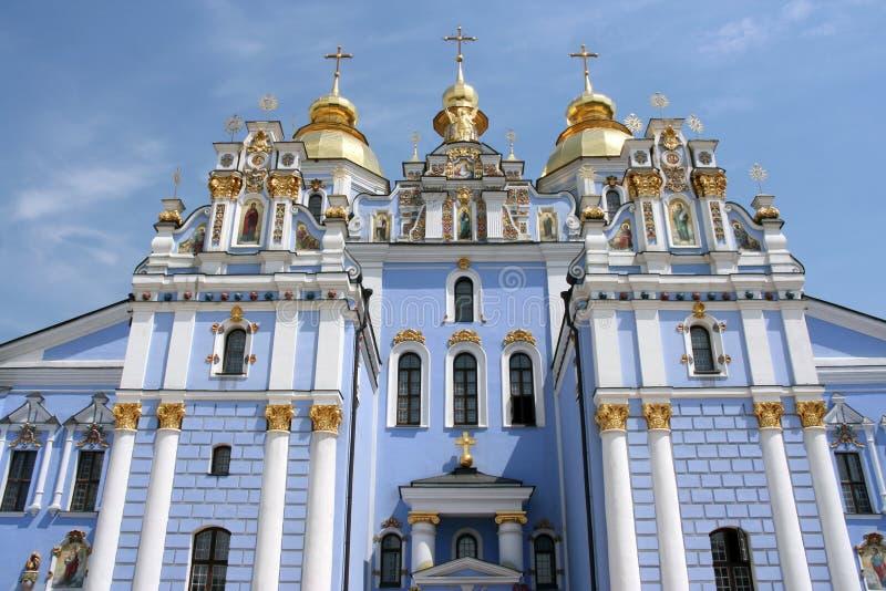 Download Kiev church stock photo. Image of city, monastery, religious - 5891900