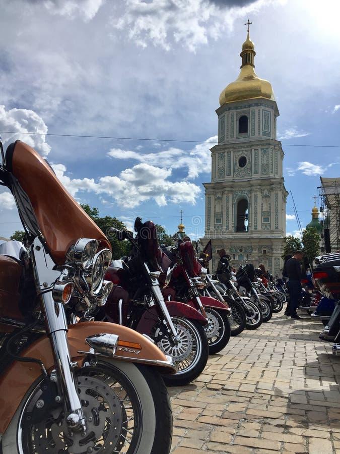 Kiev city, Ukraine royalty free stock photo