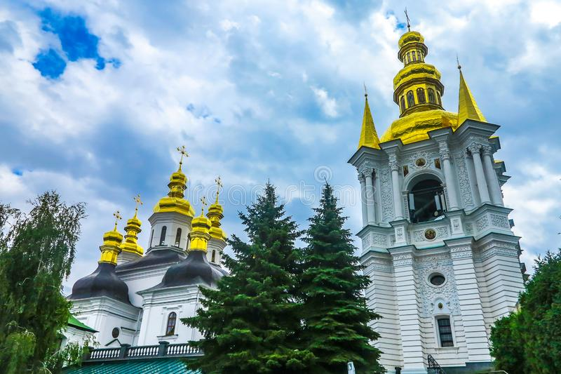 Kiev gran Lavra 33 fotografía de archivo