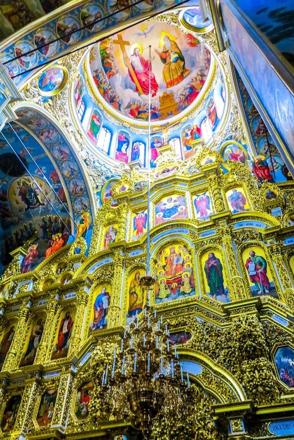 Kiev grand Lavra 08 images libres de droits
