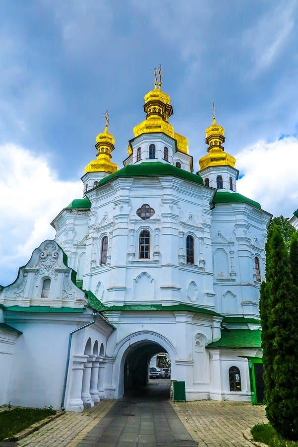 Kiev grande Lavra 17 foto de stock royalty free