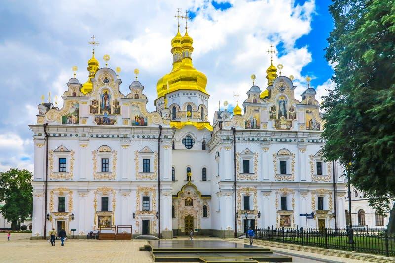 Kiev grande Lavra 03 fotos de stock royalty free