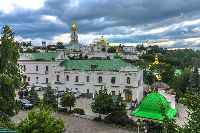 Kiev grande Lavra 36 fotografia de stock