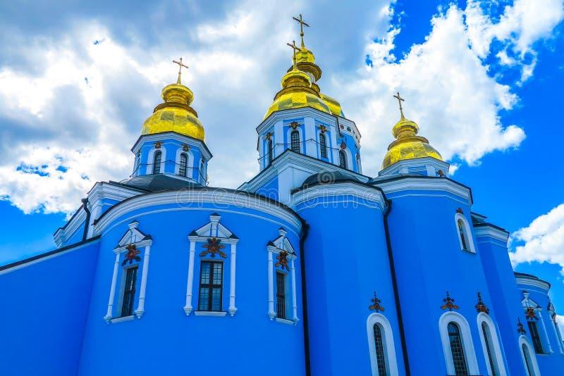 Kiev helgon Michael Monastery 12 fotografering för bildbyråer