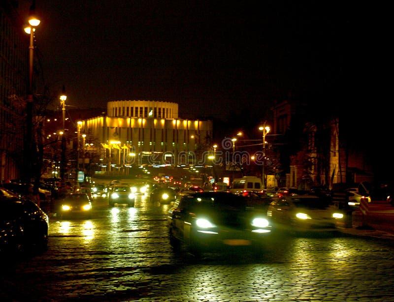 kiev l'ucraina fotografia stock libera da diritti