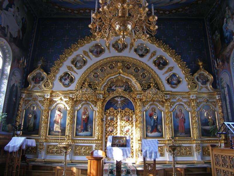 kiev lavra pechersk fotografia royalty free