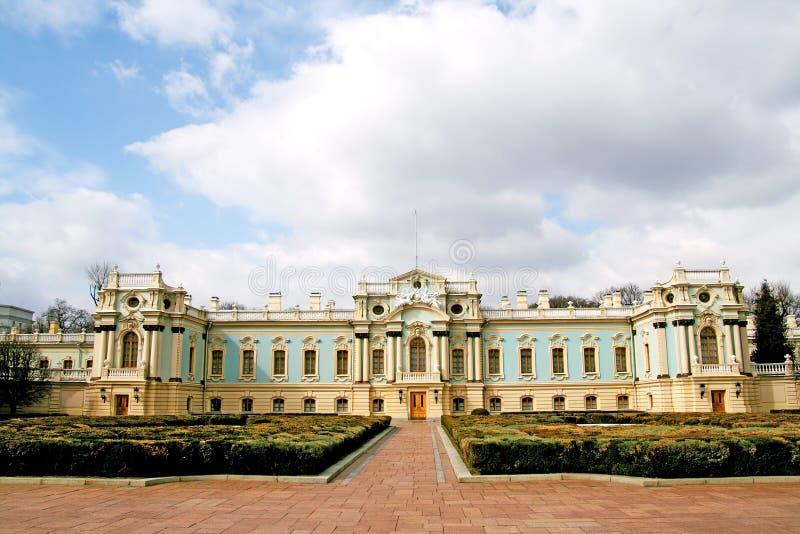 kiev pałacu zdjęcie stock