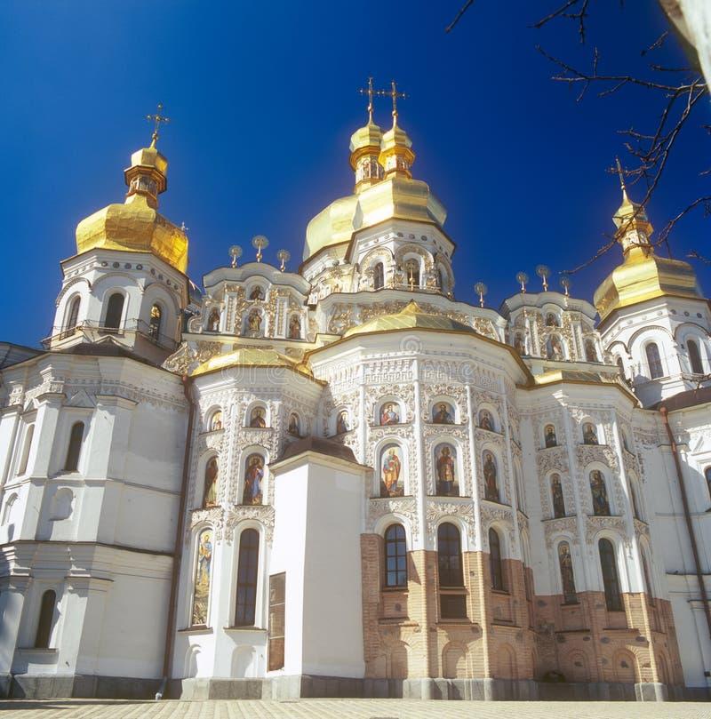 Kiev-Pechersk Lavra. Stock Photo