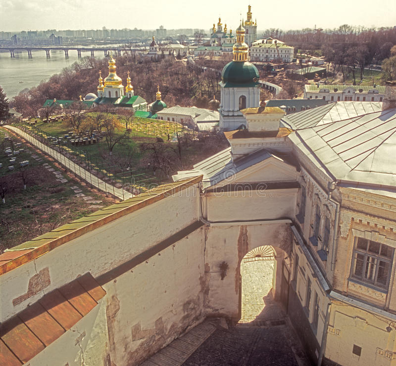 Download Kiev-Pechersk Lavra. Royalty Free Stock Image - Image: 25566106