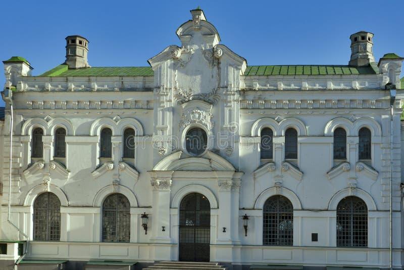 Kiev Pechersk Lavra, de Oekraïne royalty-vrije stock fotografie