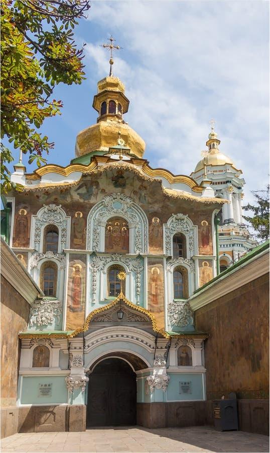 Kiev-Pechersk Lavra, Kiev royalty-vrije stock fotografie