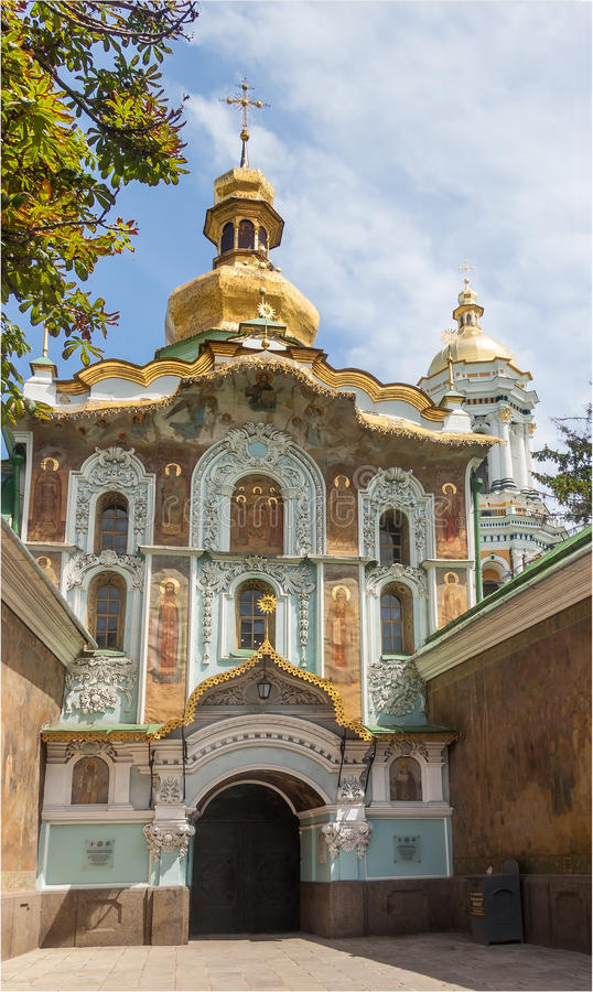 Kiev-pechersk Lavra, Kiev royalty free stock photography