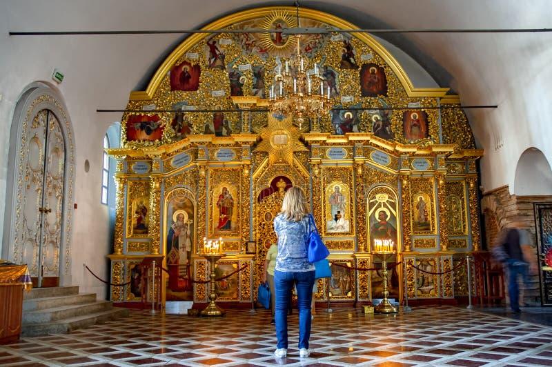 Kiev Pechersk Lavra of Kyiv Pechersk Lavra stock foto