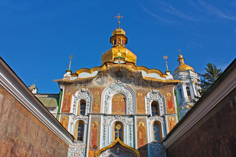Download Kiev-Pechersk Lavra Monastery In Kiev Royalty Free Stock Photography - Image: 18535987