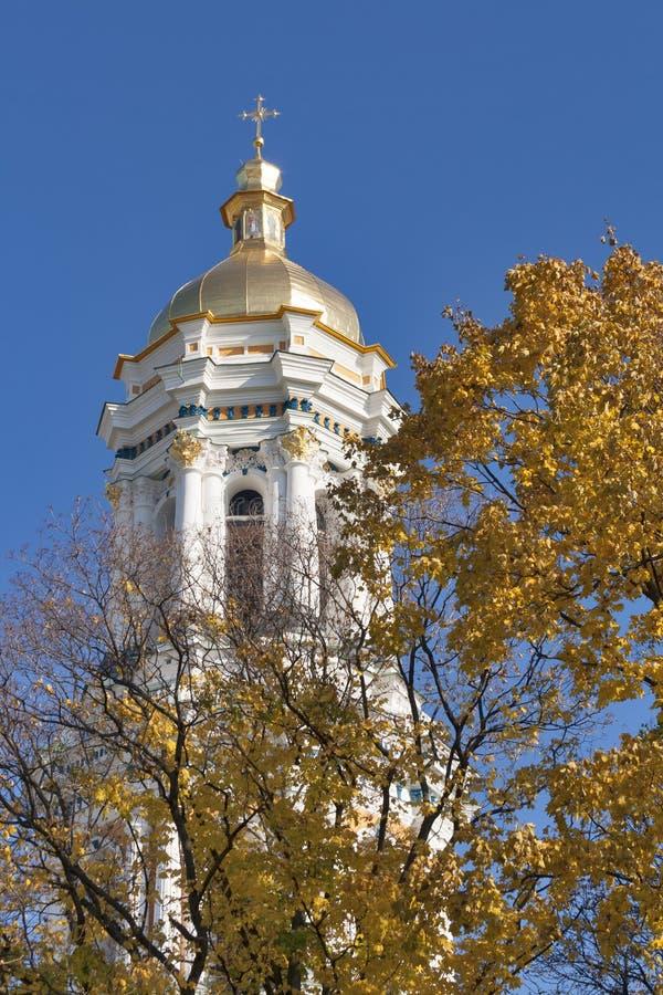 Kiev Pechersk Lavra, Ukraine royalty free stock photo