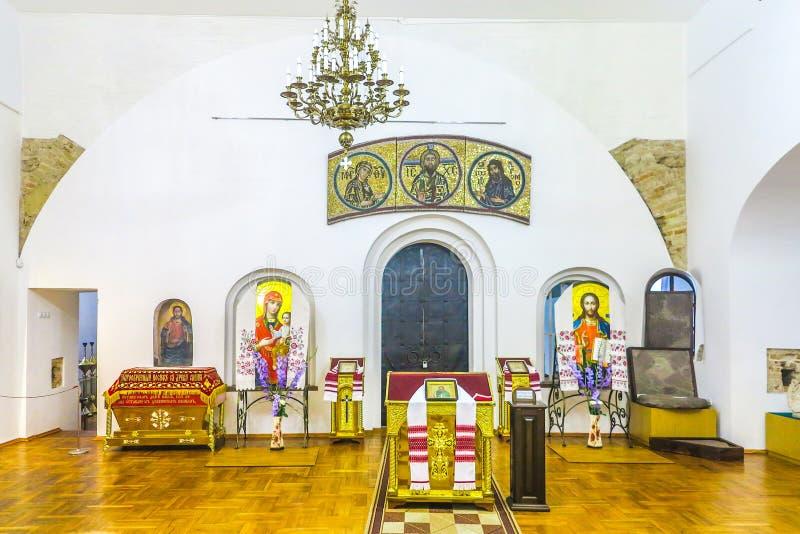 Kiev Sophia Cathedral 09 imagenes de archivo