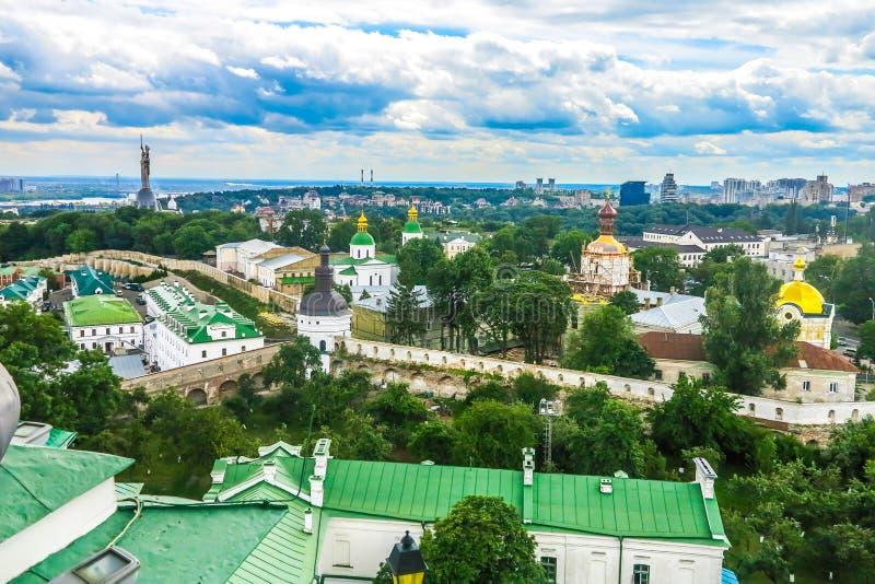 Kiev stora Lavra 23 royaltyfria bilder