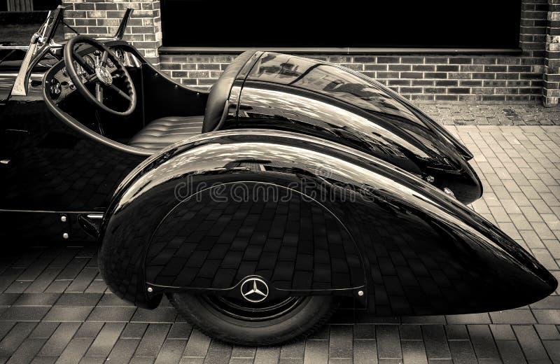 Kiev, Ucrânia 16 de julho de 2016: Mercedes-Benz foto de stock