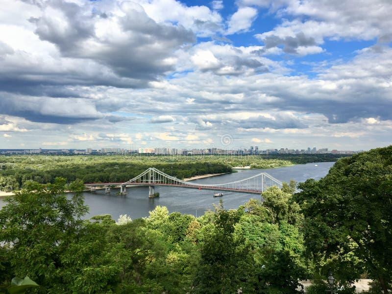 Kiev Ukraina arkivfoto