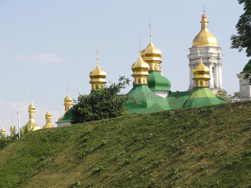 kiev ukraine arkivfoto