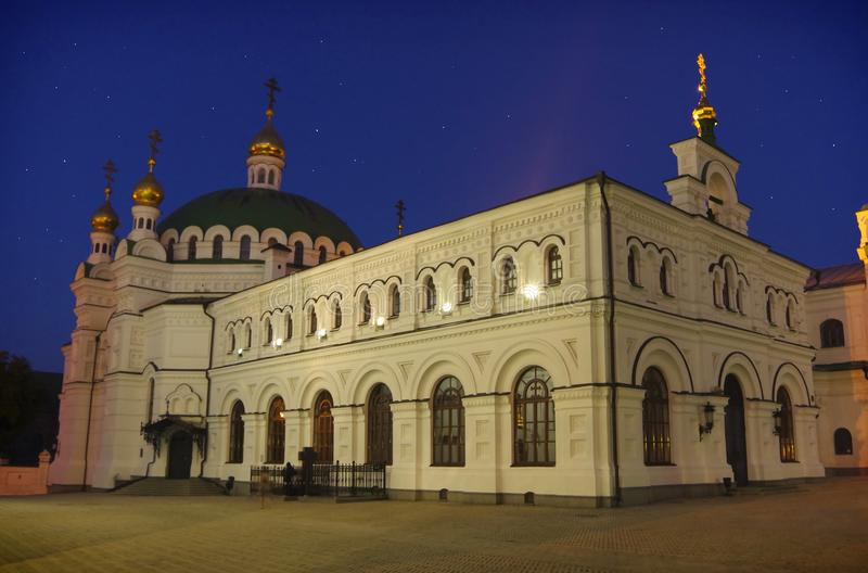 Kiev. Ukraine. Kiev-Pechersk Lavra. stock photography