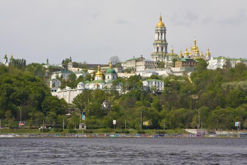 Kiev, Ukraine, Kievo-Pecherskaya lavra monastery stock photo